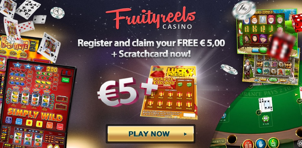 fruity reels casino