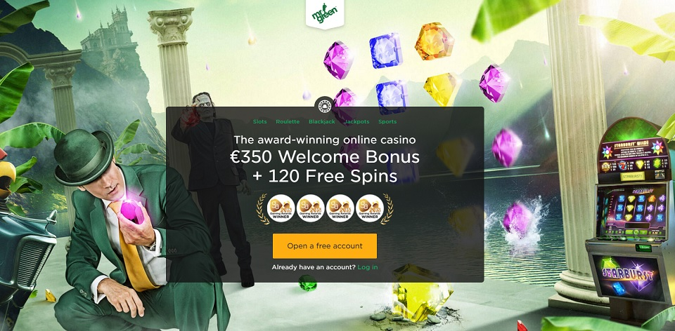 Mr Green Casino Review | Quality Casino's