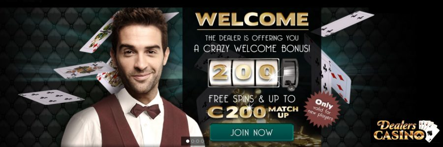 Dealers Casino Rezension | Quality-Casinos.com