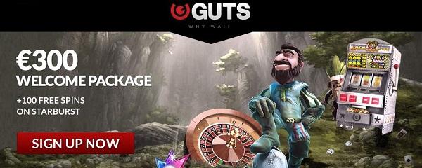 Guts Casino Review | Quality-Casinos.com