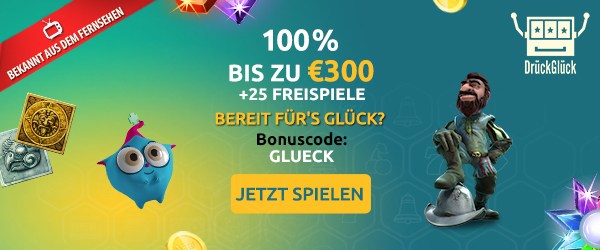 DrueckGlueck Review | Quality-Casinos.com