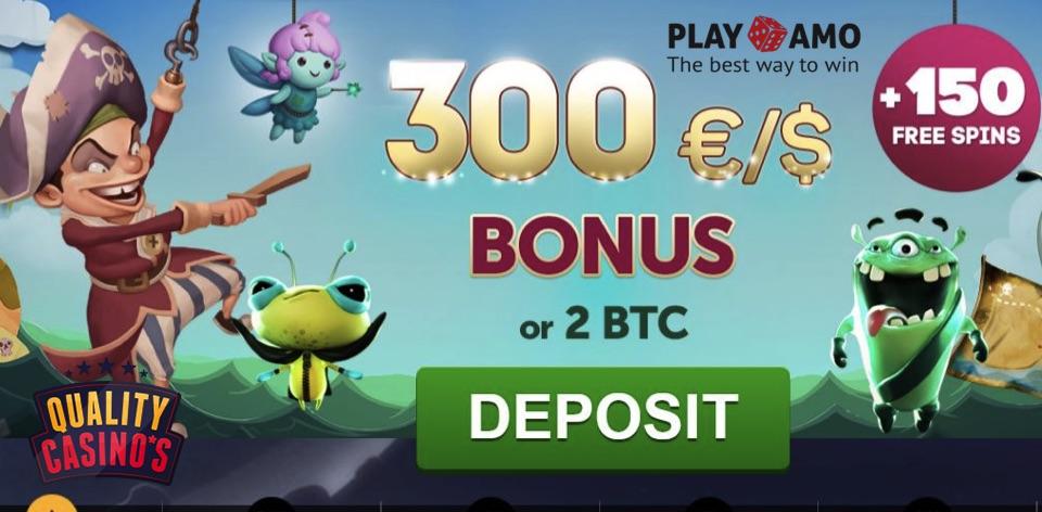 PlayAmo Casino Review | Quality-Casinos.com